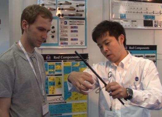 Innowacje w�dkarskie - przelotki Fuji