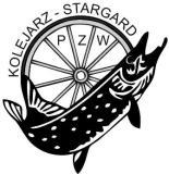 £owiska Ko³o PZW nr 45 Kolejarz Stargard - £owiska wêdkarskie PZW  Stargard
